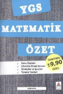 YGS Matematik Özet ...