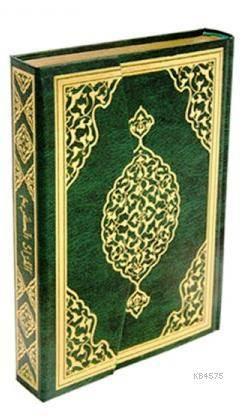 Kur'an-I Kerim (Bilgisayar Hatlı-Fermuarlı-Çanta Boy)