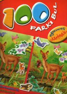 100 Farki Bul D.-Kirmizi