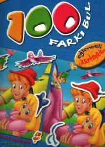 100 Farki Bul D.-Mavi