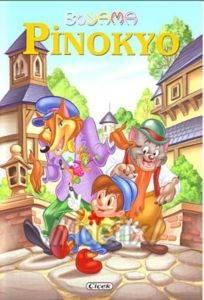 Pinokyo Boyama