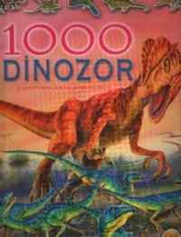 1000 Dinozor - Çıkartmalarıyla Beraber