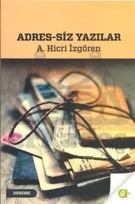 Adres - Siz Yazılar