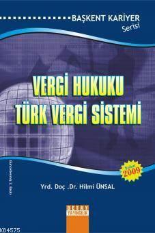 KPSS Vergi Hukuku Ve Türk Vergi Sistemi