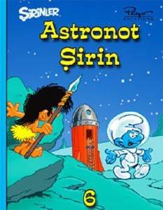 Şirinler-6 Astronot Şirin