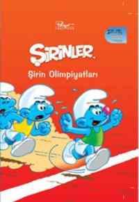 Şirinler-Şirin Olimpiyatları
