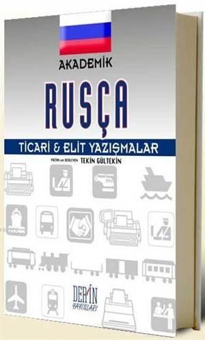 Akademik Rusça Ticari - Elit Yazismalar