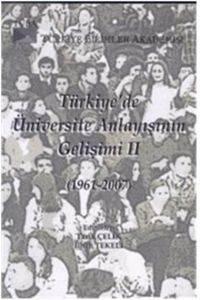 Türkiyede Üniversite Anlayışının Gelişimi 2