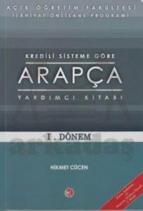Kredili Sisteme Göre Arapça Yardımcı Kitabı 1.Dönem