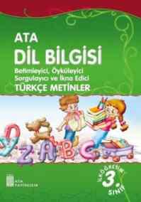 Ata Dil Bilgisi 3.Sınıf