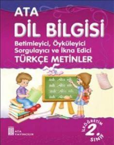 Ata 2. Sınıf Pratik Dil Bilgisi