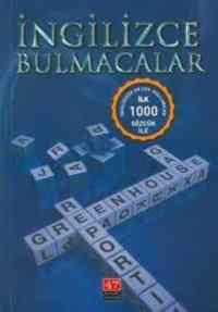 İngilizce Bulmacalar
