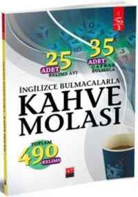 İngilizce Bulmacalarla Kahve Molası