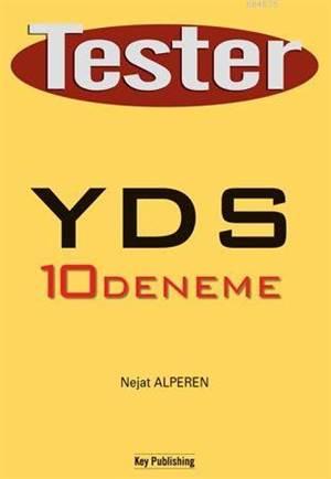 Tester YDS 10 Deneme