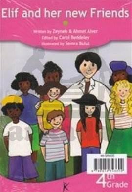4. Sınıf İngilizce CD'li Kitaplar Serisi
