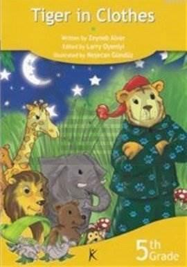 5. Sınıf İngilizce CD'li Kitaplar Serisi