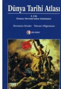 Dünya Tarihi Atlası 2 Cilt Fransız Devriminden Günümüze