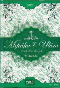 Miftahu'l Ulum - Sarf; Emsile Bina Maksud