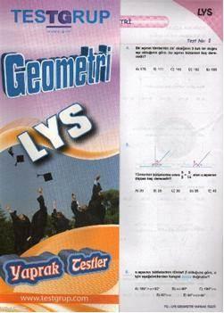 LYS| Geometri; Yaprak Testler