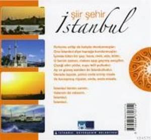 Siir Sehir Istanbul