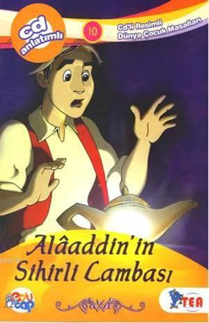 Alaaddin'in Sihirli Lambası Cd Anlatımlı