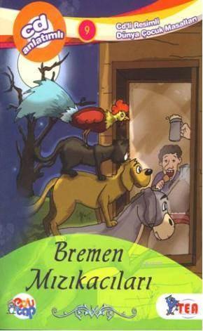 Bremen Mızıkacıları CD Anlatımlı
