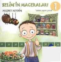 Selim'in Maceraları-1: Salata Yapan Çocuk