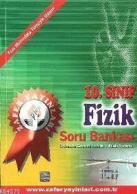 Zafer 10.Sınıf Fizik Soru Bankası