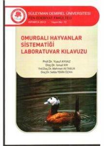 Omurgalı Hayvanlar Sistematiği Laboratuvar Kılavuzu