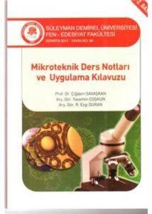 Mikroteknik Ders Notları ve Uygulama Kılavuzu