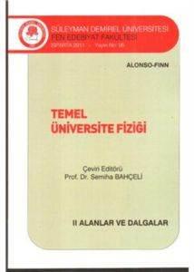 Temel Üniversite Fiziği-2 Alanlar ve Dalgalar