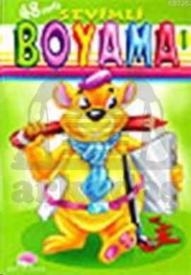 Sevimli Boyama-1