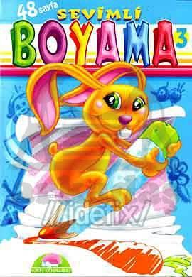 Sevimli Boyama-3