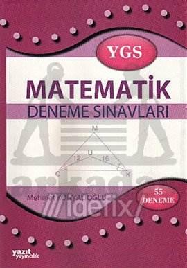 YGS Matematik Deneme Sınavları (yazıt)