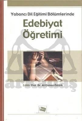 Yabancı Dil Eğitimi Bölümlerinde Edebiyat Öğretimi