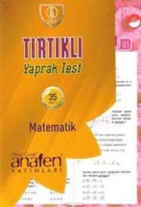 6.Sınıf Matematik Tırtıklı Set