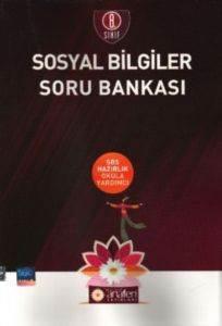 Anafen 8. Sınıf Sosyal Bilgiler Soru Bankası