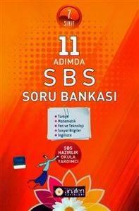 Anafen 7. Sınıf 11 Adımda SBS Soru Bankası