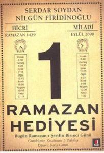 1 Ramazan Hediyesi