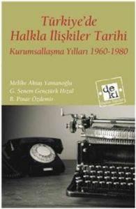 Türkiye De Halkla İlişkiler Tarihi