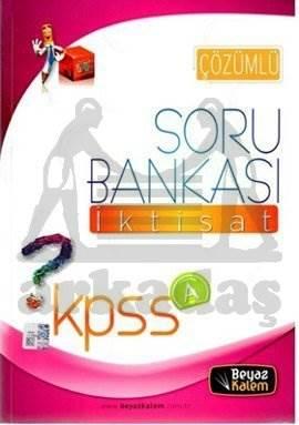 2013 KPSS A İktisat Çözümlü Soru Bankası