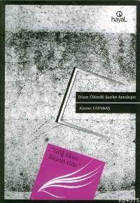 Erken Ölümlü Şairler Antolojisi