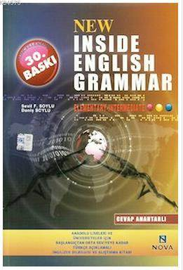 New İnside English Grammar - Elementary - İntermediate