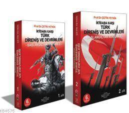 İktidara Karşı Türk Direnişi ve Devrimleri -2 Cilt