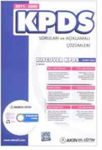 KPDS Soruları ve Açıklamalı Çözümleri CD'li