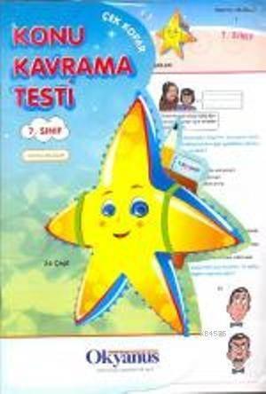 7. Sınıf Sosyal Bilgiler Konu Kavrama Testi 26 Çeşit
