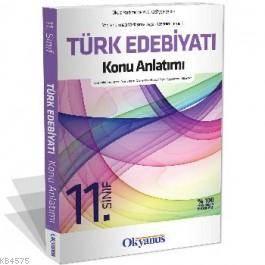 11. Sınıf Türk Edebiyatı Konu Anlatımlı; Konu Anlatımlı İnteraktif Z-Kitaplar