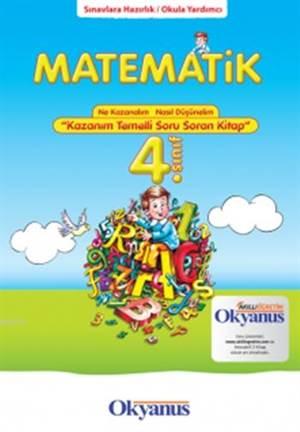 4.Sınıf Matematik Soru Soran Kitap