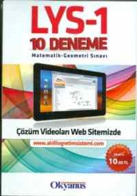 LYS-1 10 Deneme (Matematik-Geometri Sınavı)