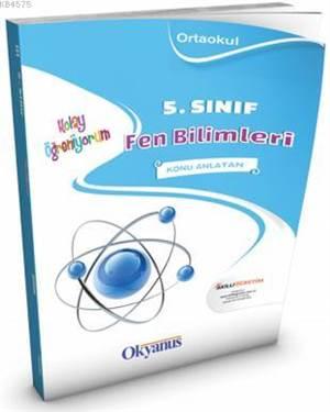5.Sınıf Fen Bilimleri Konu Anlatımlı